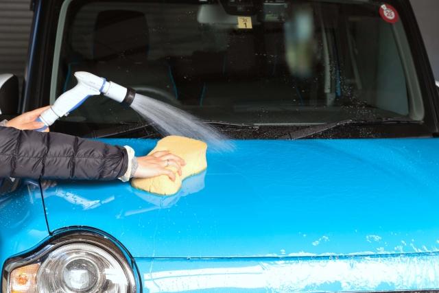 車を高く売る方法~掃除は大事~